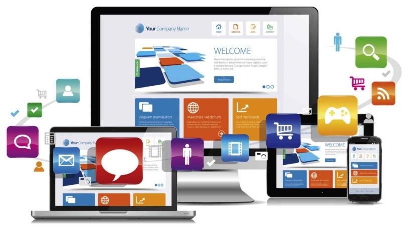 Create build professional website